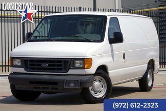 2005 Ford E150 Cargo Van in Plano Texas, 75093