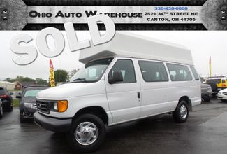 2005 Ford Econoline E350 Handicap Lift  Van 39K LOW MILES 1-Own We Finance | Canton, Ohio | Ohio Auto Warehouse LLC in  Ohio