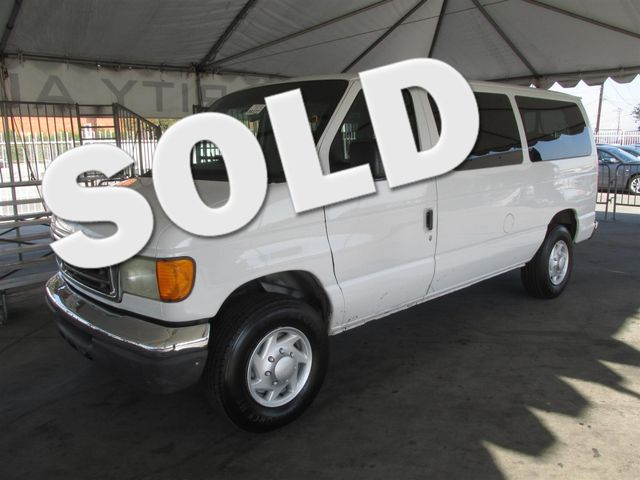 2005 Ford Econoline Wagon XL This particular Vehicle comes with 4th Row Seat Please call or e-mai