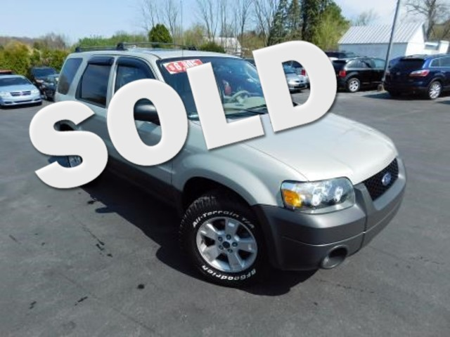 2005 Ford Escape XLT Ephrata, PA 0