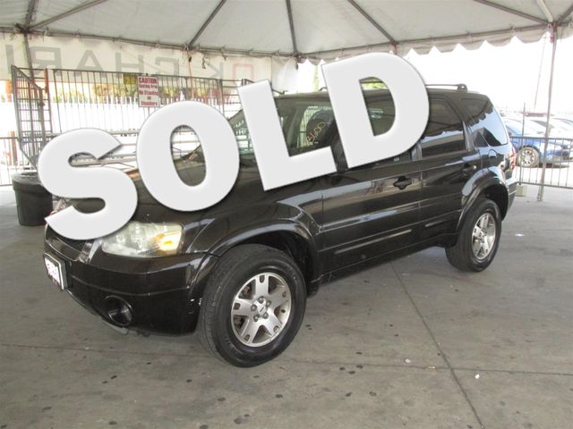 2005 Ford Escape Limited Please call or e-mail to check availability All of our vehicles are av