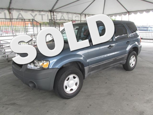 2005 Ford Escape XLS Value Please call or e-mail to check availability All of our vehicles are