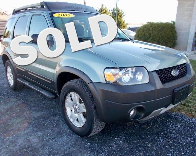 2005 Ford Escape XLT | Harrisonburg, VA | Armstrong's Auto Sales in Harrisonburg VA