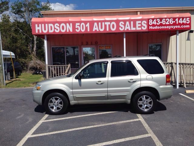 2005 Ford Escape Limited | Myrtle Beach, South Carolina | Hudson Auto Sales in Myrtle Beach South Carolina