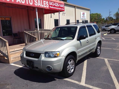 2005 Ford Escape Limited | Myrtle Beach, South Carolina | Hudson Auto Sales in Myrtle Beach, South Carolina