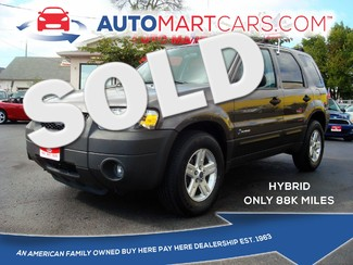 2005 Ford Escape in Nashville Tennessee