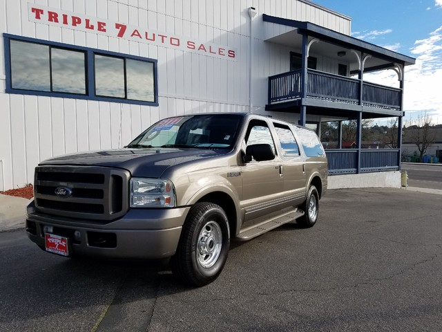 2005 Ford Excursion Limited  VIN 1FMNU42S25EC93700 101k miles  AMFM CD Player Anti-Theft A