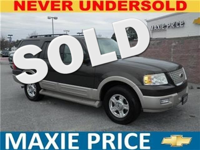 2005 Ford Expedition Eddie Bauer PRICED RIGHT READY TO SELL VIN 1FMFU17585LA82390 173k miles