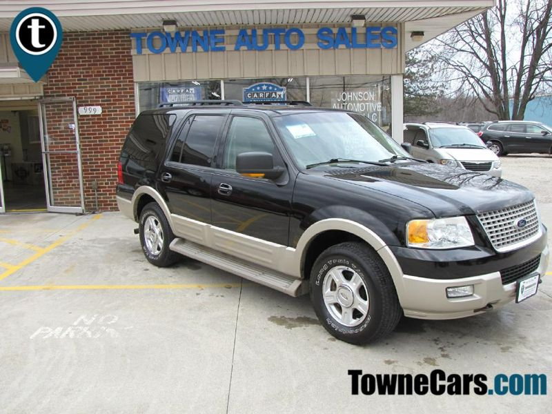 2005 Ford Expedition Eddie Bauer | Medina, OH | Towne Auto Sales in Medina OH