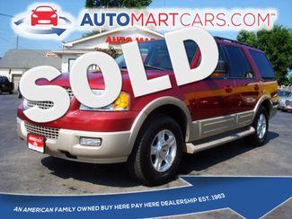 2005 Ford Expedition Eddie Bauer | Nashville, Tennessee | Auto Mart Used Cars Inc. in Nashville Tennessee