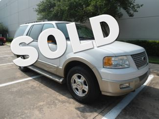 2005 Ford Expedition Eddie Bauer Service Records Plano, Texas