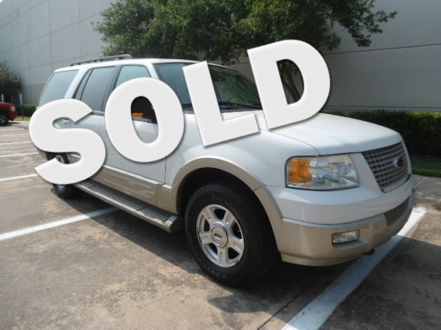 2005 Ford Expedition Eddie Bauer Service Records Plano, Texas 0