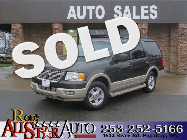 2005 Ford Expedition Eddie Bauer 4WD The CARFAX Buy Back Guarantee that comes with this vehicle me