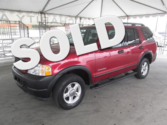 2005 Ford Explorer XLS Please call or e-mail to check availability All of our vehicles are avai
