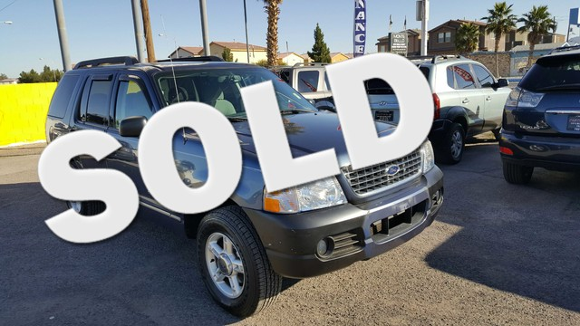 Used Cars in Las Vegas 2005 Ford Explorer