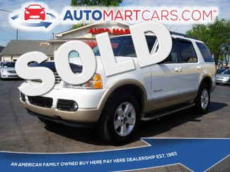 2005 Ford Explorer Eddie Bauer | Nashville, Tennessee | Auto Mart Used Cars Inc. in Nashville Tennessee