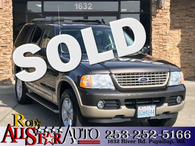 2005 Ford Explorer Eddie Bauer 4WD The CARFAX Buy Back Guarantee that comes with this vehicle mean