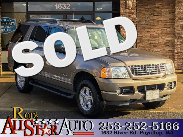 2005 Ford Explorer XLT Sport 4WD The CARFAX Buy Back Guarantee that comes with this vehicle means