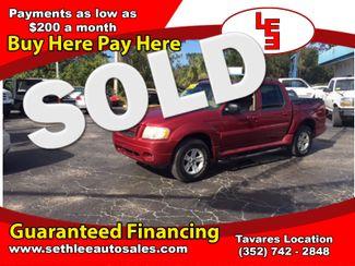 2005 Ford Explorer Sport Trac XLT Premium  city FL  Seth Lee Corp  in Tavares, FL