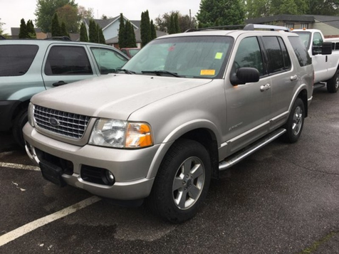 2005 Ford Explorer Limited in West Springfield, MA