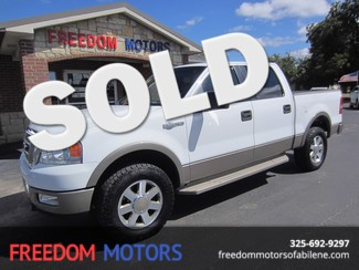 2005 Ford F-150 4x4 King Ranch w/ Navigation Abilene, Texas