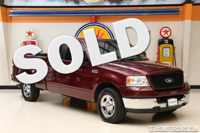 2005 Ford F-150 XL This clean Carfax 2005 Ford F-150 XL is in great shape with only 121 179 miles
