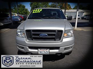 2005 Ford F-150 XLT Chico, CA 1