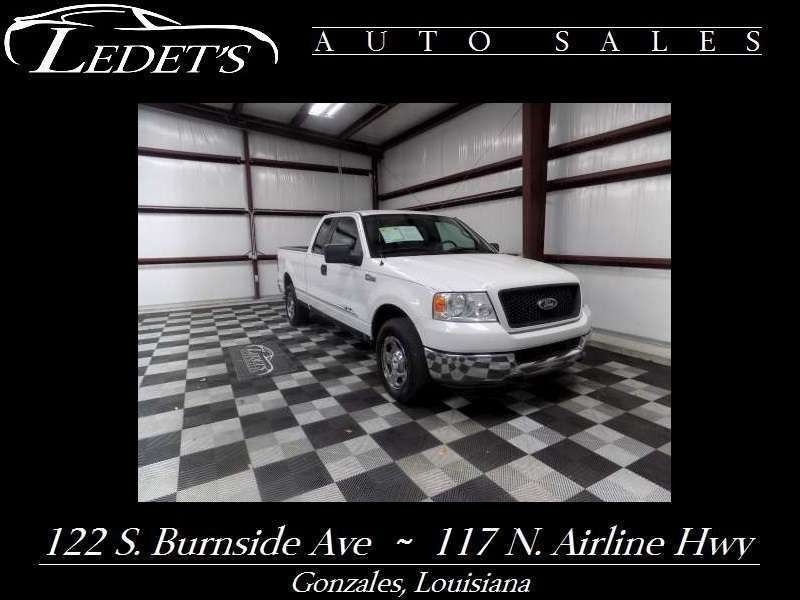2005 Ford F-150 XLT - Ledet's Auto Sales Gonzales_state_zip in Gonzales Louisiana