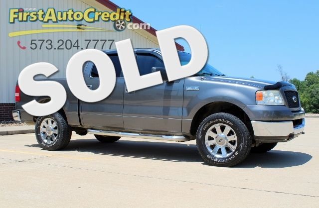 2005 Ford F-150 XLT | Jackson , MO | First Auto Credit in Jackson  MO