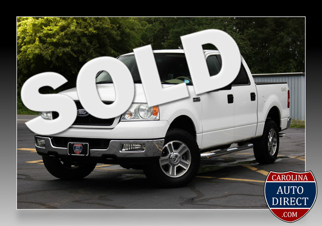 2005 Ford F-150 XLT Mooresville , NC 0