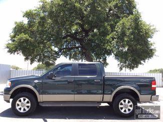 2005 Ford F150 Crew Cab King Ranch 5.4L V8 4X4 | American Auto Brokers San Antonio, TX in San Antonio Texas