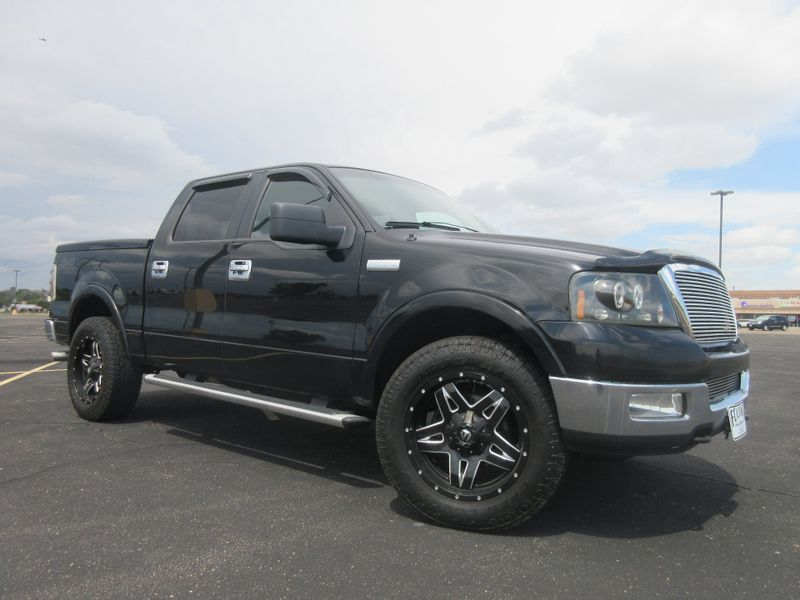 2005 Ford F-150 Supercrew Lariat 4X4  Fultons Used Cars Inc  in , Colorado