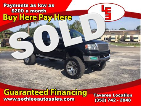 2005 Ford F-150 Lariat in Tavares, FL