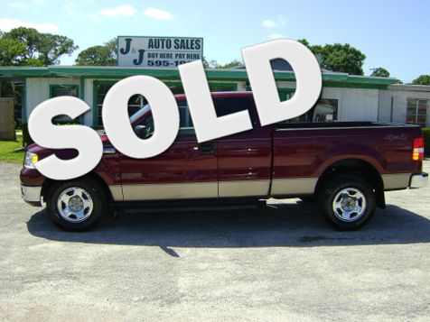 2005 Ford F150 EXT CAB 4X4  in Fort Pierce, FL