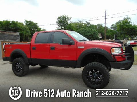 2005 Ford F150 FX4 SUPERCREW LIFTED NICE! in Austin, TX