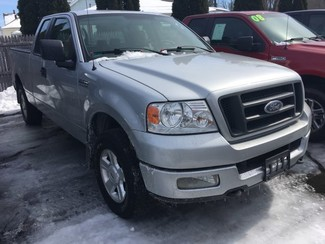 2005 Ford F150 in West Springfield, MA