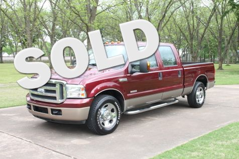 2005 Ford F350 Crew Cab XLT Diesel 65k Miles  in Marion, Arkansas