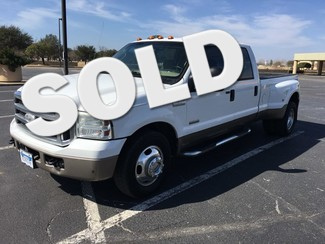 2005 Ford F350 Crew Cab Dually in Ft Worth TX