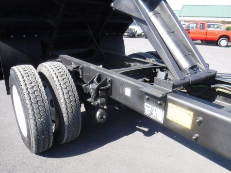 2005 Ford F750 18' Stake Dump Truck 5.9L Cummins Diesel Under CDL in Ephrata, PA