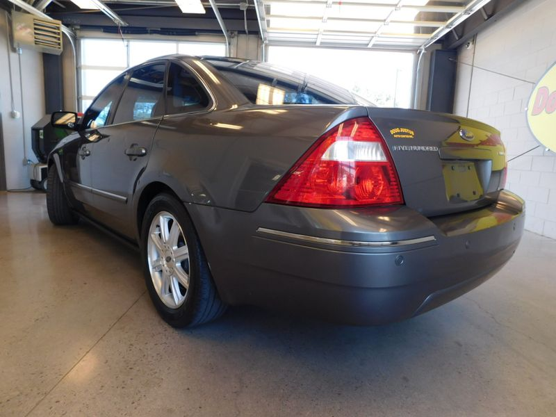 2005 Ford Five Hundred Limited  city TN  Doug Justus Auto Center Inc  in Airport Motor Mile ( Metro Knoxville ), TN