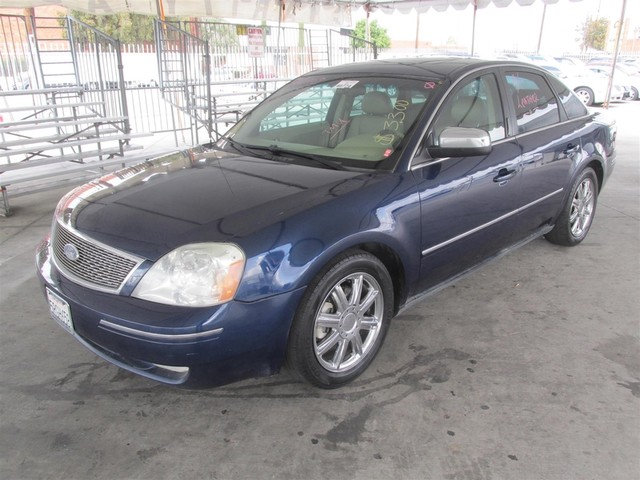 2005 Ford Five Hundred Limited This particular Vehicles true mileage is unknown TMU Please cal