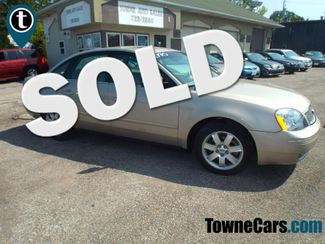 2005 Ford Five Hundred SEL | Medina, OH | Towne Auto Sales in ohio OH