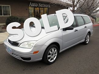 2005 Ford Focus Wagon 1-Owner / Service Records SE Bend, Oregon