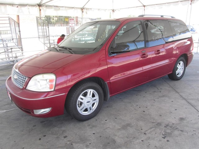 2005 Ford Freestar Wagon SEL This particular Vehicle comes with 3rd Row Seat Please call or e-mai
