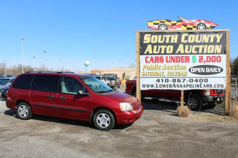 2005 Ford Freestar Wagon SE in Harwood, MD