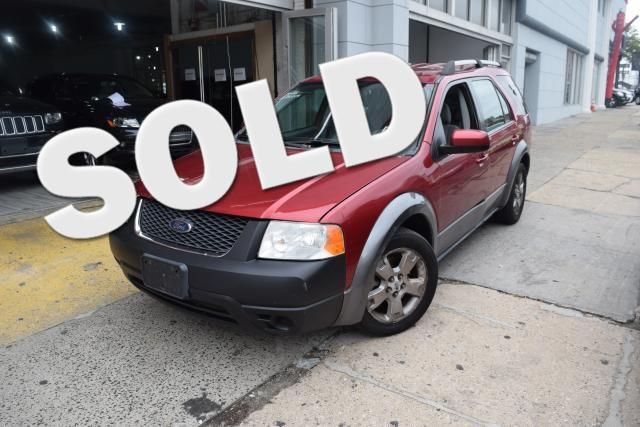 2005 Ford Freestyle SEL Richmond Hill, New York 0