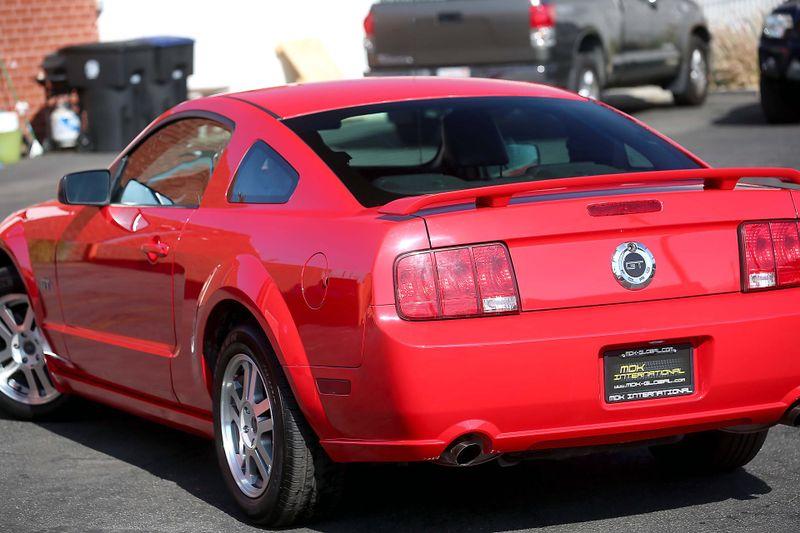 2005 Ford Mustang GT Premium - Manual - Only 52K miles  city California  MDK International  in Los Angeles, California