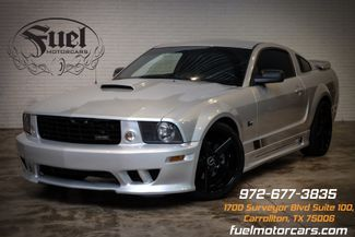 2005 Ford Mustang GT Saleen Supercharged With Many Upgrades in Dallas TX