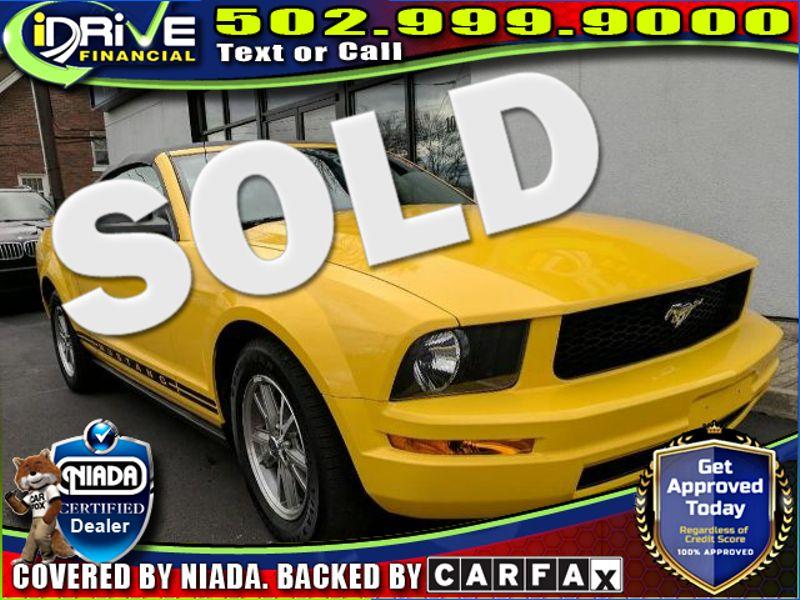 2005 Ford Mustang Premium   Louisville, Kentucky   iDrive Financial in Louisville Kentucky