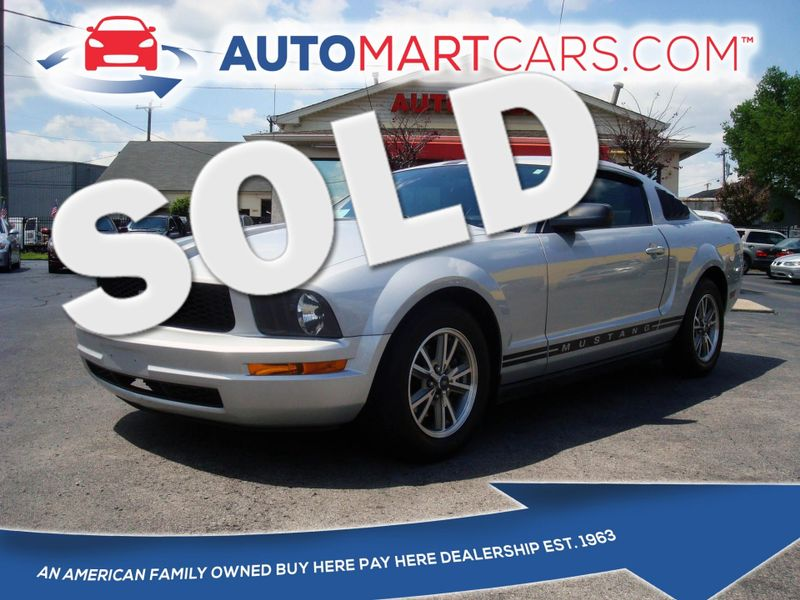 2005 Ford Mustang Premium | Nashville, Tennessee | Auto Mart Used Cars Inc. in Nashville Tennessee